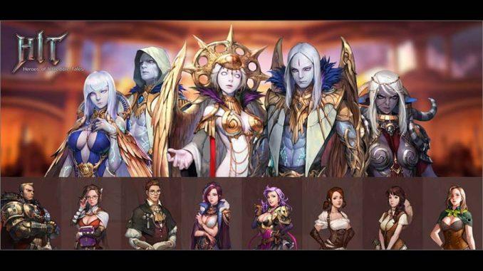 HIT Heroes of Incredible Tales
