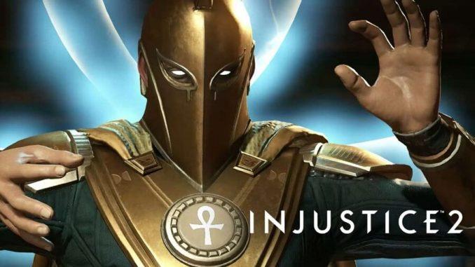 Injustice 2 drfate