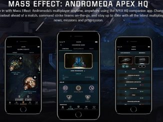 Mass Effect Andromeda Companion App