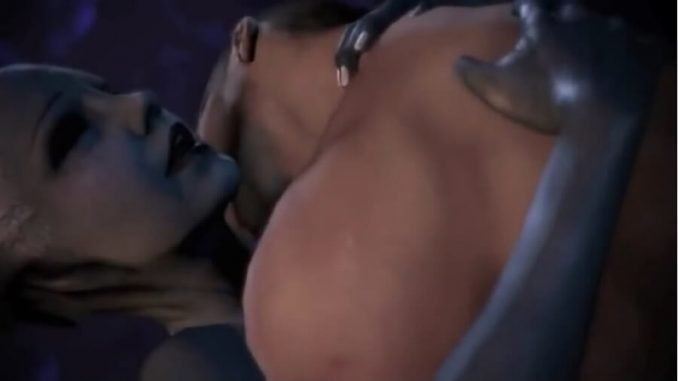 Mass Effect Andromeda Soft Porn Spaziale