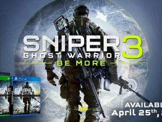 Sniper Ghost Warrior 3 Posticipato