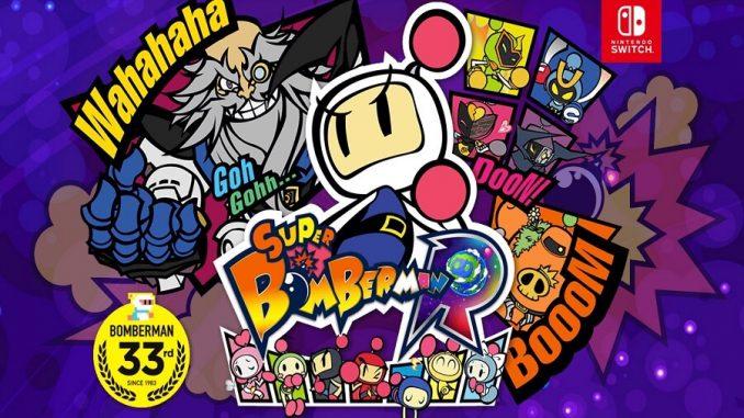 Super-Bomberman-R