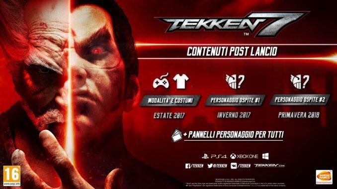 Tekken 7 dlc