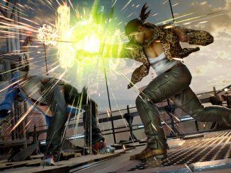 Tekken7 Eddy 10