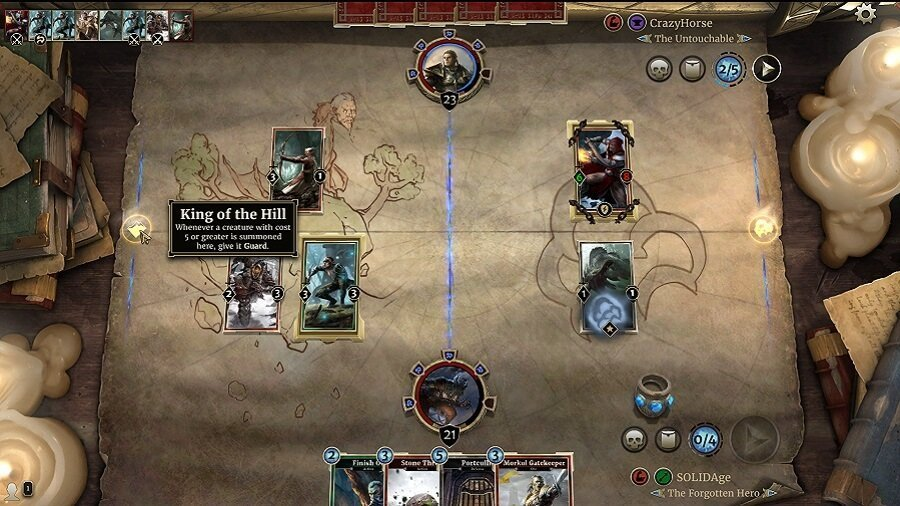 The Elder Scrolls Legends IPAD