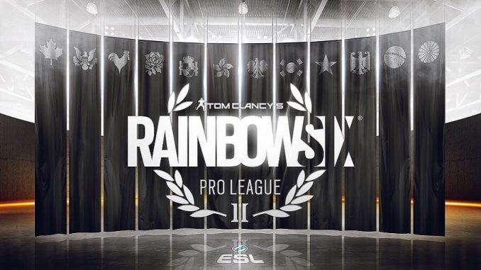 Tom Clancy s Rainbow Six Pro League Y2
