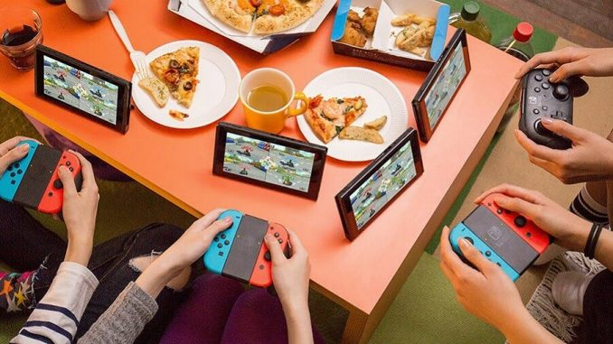 nintendo switch tour