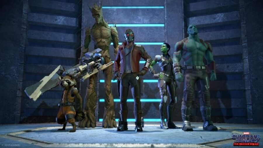 Marvel's Guardians of the Galaxy The Telltale Series 1