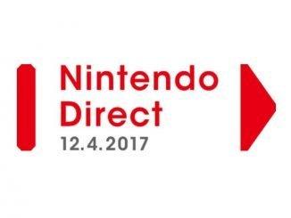 Nintendo Direct Aprile 2017