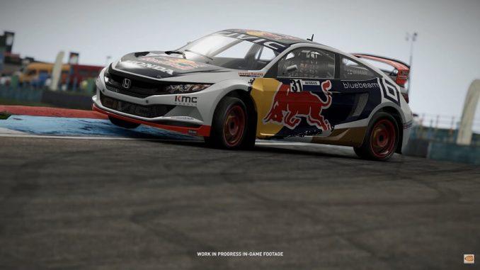 Project CARS 2 rallycross