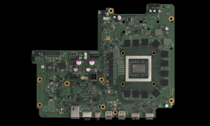 Project Scorpio mainboard