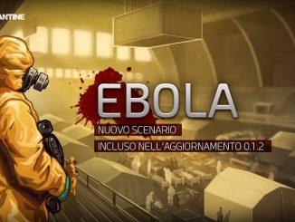 Quarantine Ebola