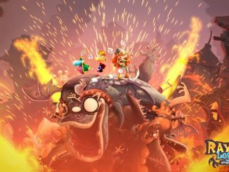 Rayman Legends Definitive Edition 2
