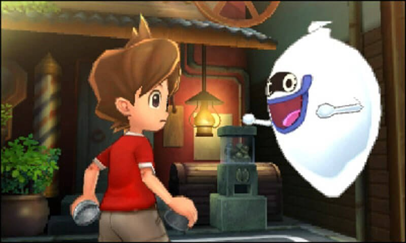 Yo-Kai Watch 2 screen 2