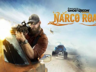 ghost recon narco road