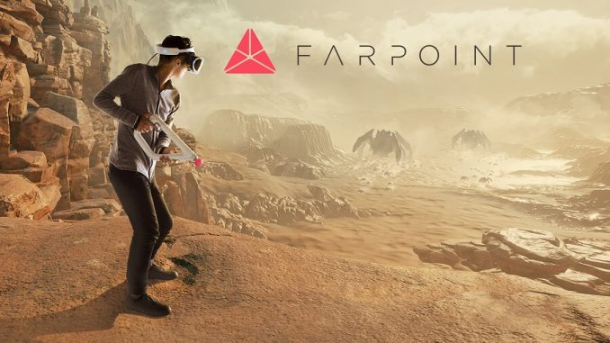 Farpoint PlayStation VR Aim Controller