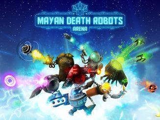 Mayan Death Robots Arena