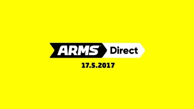 Nintendo Direct ARMS