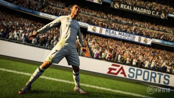 Cristiano Ronaldo - FIFA 18