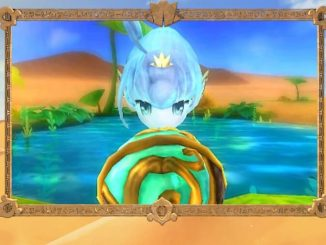Ever Oasis screenshot Nintendo
