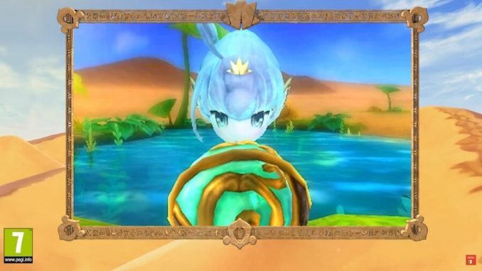 Ever Oasis screenshot Nintendo