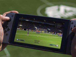 Fifa 18 Dettagli Nintendo Switch
