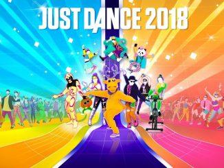 Just Dance 2018 Copertina