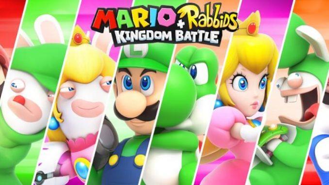 Mario + Rabbids Kingdom Battle 2