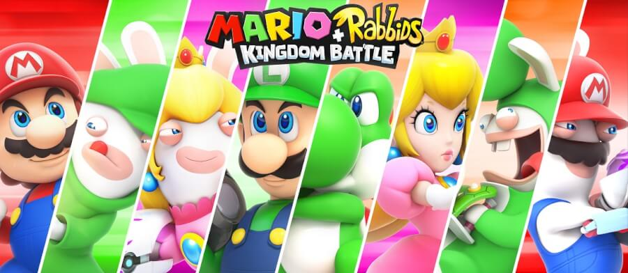 Mario + Rabbids Kingdom Battle 2