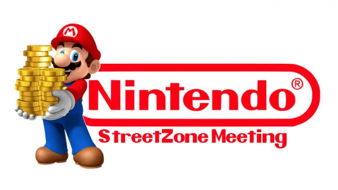 Nintendo StreetZone Meeting