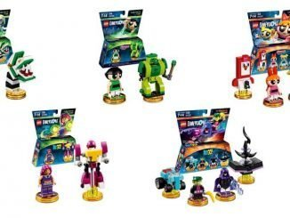 Teen Titans Go!, The Powerpuff Girls e Beetlejuice LEgo Dimensions