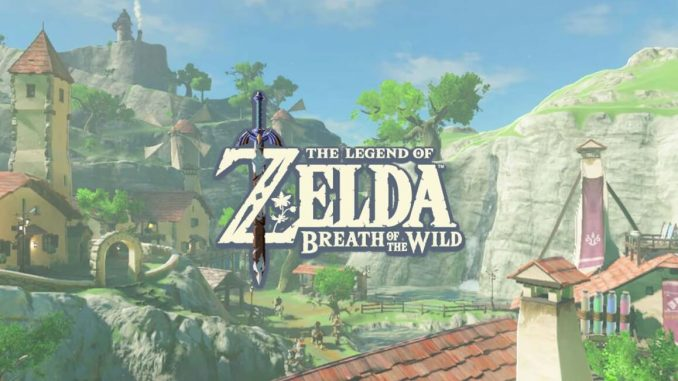 The Legend of Zelda Breath of the Wild-DLC