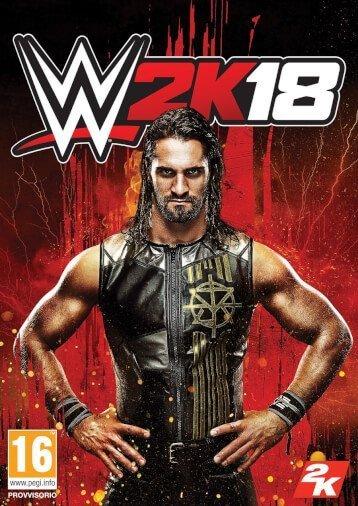 WWE-2K18-Seth-Rollins