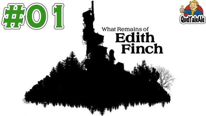 What Remains of Edith Finch - Gameplay ITA - Walkthrough #01 - Una famiglia sfortunata