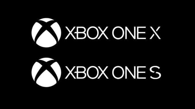 Xbox One S o Xbox One X