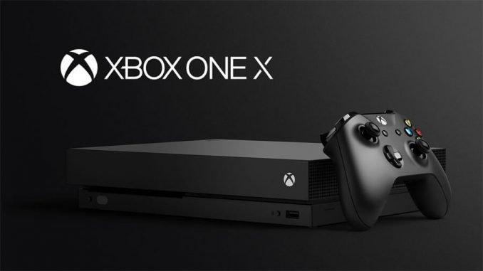 Xbox One X Controller e Console