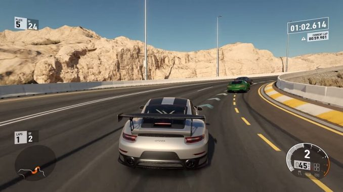 gameplay per Forza Motorsport 7