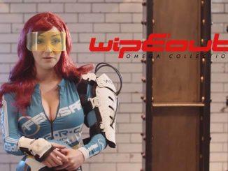 versione completamente rimasterizzata WipEout Omega Collection