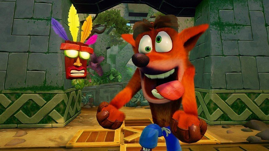 Crash Bandicoot N.Sane Trilogy Screen 1