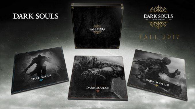 Dark Soul Vinyl Trilogy Box