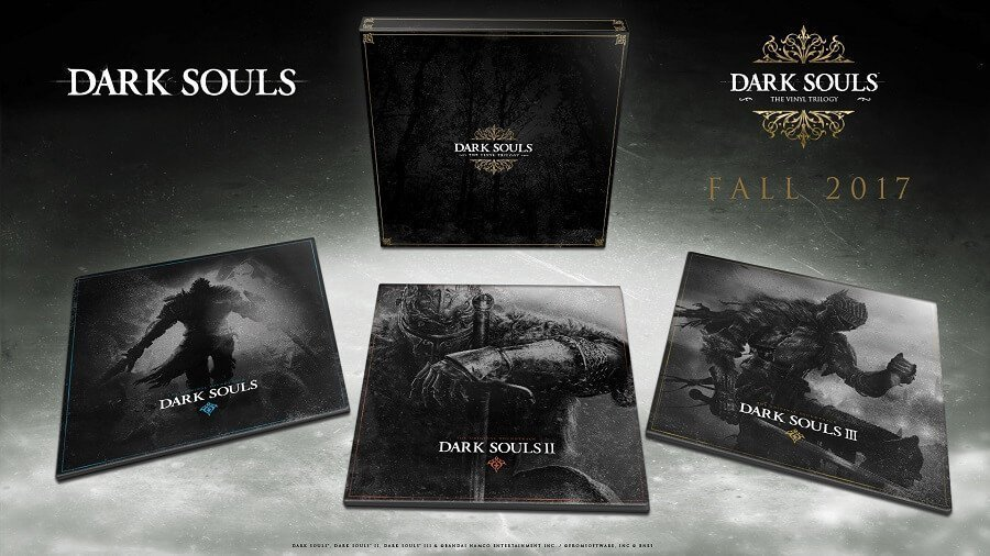 Dark Soul Vinyl Trilogy Box