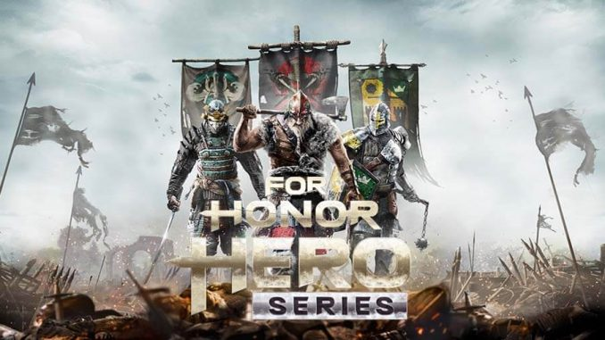 For Honor Hero Series eSport ESL