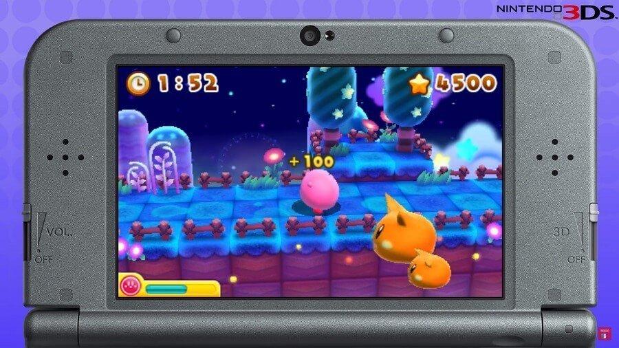 Kirby Blowout Blast - Screen2