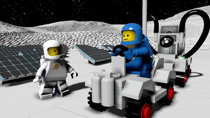 LEGOWorlds Spaceman