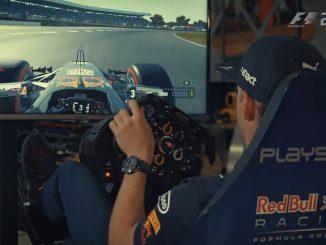 Max Verstappen F1 2017 Codemasters