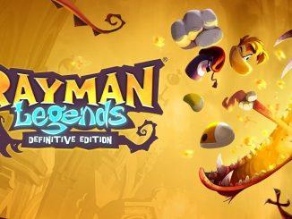 Rayman Legend Definitive Edition