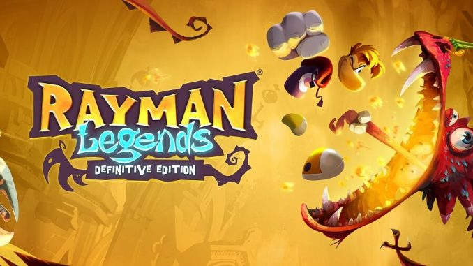 Rayman Legend Definitive Edition