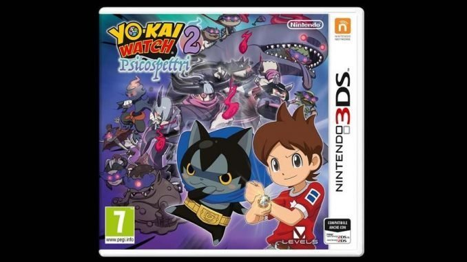 Yo kai watch u2022 gamepare