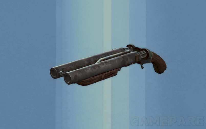 Fallout4-HandmadeShotgun