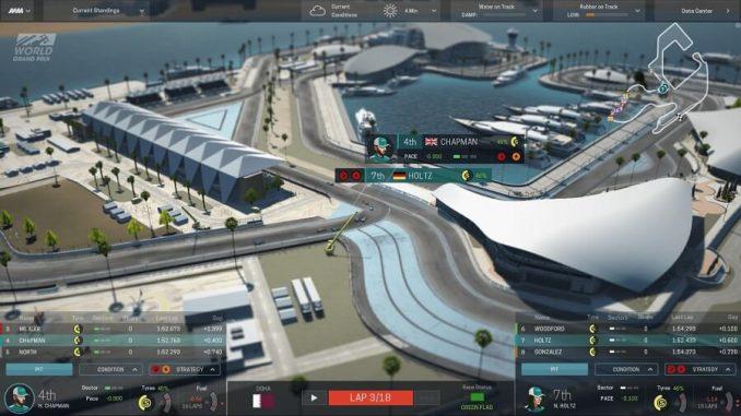 MotorSport Manager Aggiornamento nuovo dlc